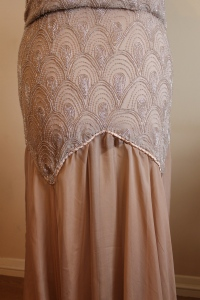 late 1920s-early 30s inspired dress
