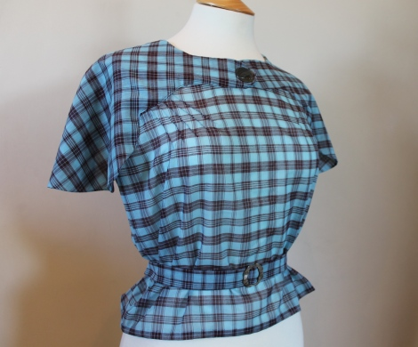 Early 1930s blouse