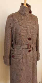 early 1930s tweed coat