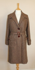 early 1930s tweed coat