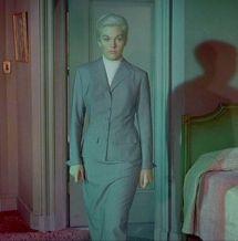 Kim Novak in Vertigo (1958)Directed by Alfred Hitchcock
