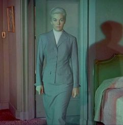Kim Novak in Vertigo (1958)Directed by Alfred Hitchcock